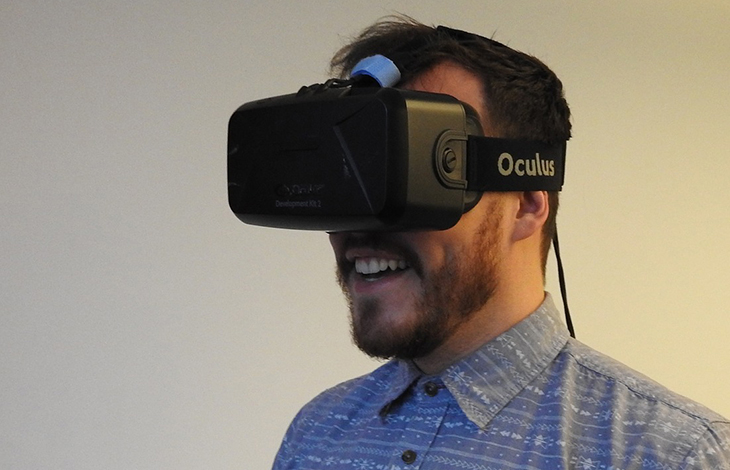 Oculus VR Headset Testing